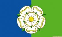 EAST RIDING OF YORKSHIRE - 5 X 3 FLAG